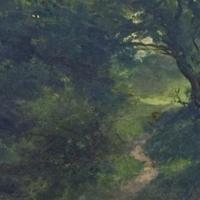 Catsker[?] River - the Path