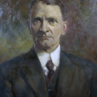 Portrait of W.J. Rutherford