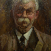 Portrait of Mr. Peter Grant