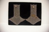[Duke of Lancaster's Own epaulets]