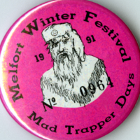 Melfort Winter Festival Mad Trapper Days 1991