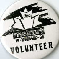 POOL Melfort Tankard 1995 Volunteer