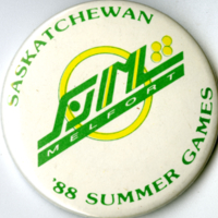 Saskatchewan '88 Summer Games - Melfort