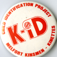 Child Identification Project - Melfort Kinsmen - Kinettes
