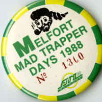 Melfort Mad Trapper Days 1988