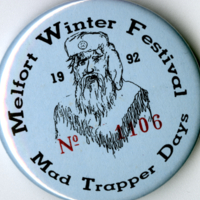 Melfort Winter Festival Mad Trapper Days 1992