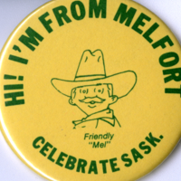 Hi! I'm From Melfort  Celebrate Sask.