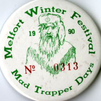 Melfort Winter Festival Mad Trapper Days 1990