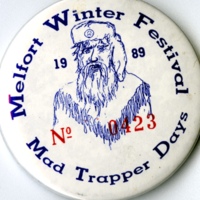 Melfort Winter Festival Mad Trapper Days 1989