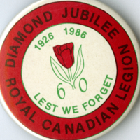 Diamond Jubilee Royal Canadian Legion