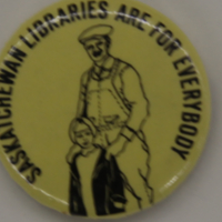 Saskatchewan Libraries Are For Everybody