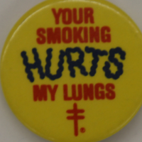 Your Smoking Hurts My Lungs