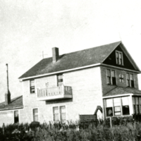 1939 Carragana Outpost Red Cross Hospital