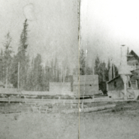 Shaw Bros. Sawmill and Planing Mill at Prairie River (1906 - 1917)