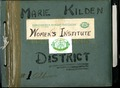 Marie Kilden District Women's Institute