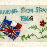 Souvenir From France 1944 (front)