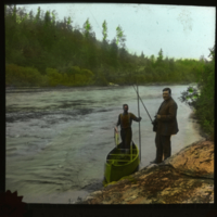 Salmon Fishing, N.B.
