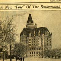 "A New ""Pose"" of the Bessborough"