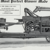 Absolutely the Most Perfect Blower Made - The A. Stanley Jones Blower Co. Ltd.