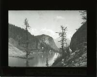 Lake Agnes from other end
