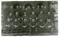 Group on spiritual retreat - Nov 1-4 1944 Rydinghurst England