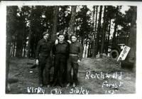 Kirby, Chis, Sibley - Reichwald ie [Reichswald] Forest '45