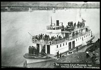 """Medicine Hat"" ferry boat"