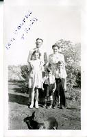 Len Wourms and Family