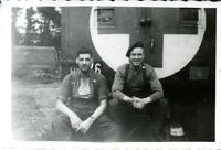 Jim, Johnny - Reichwald ie. [Reichswald] Forest Apr '45