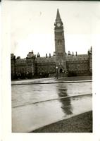 Peace-Tower Parliament Blg's Ottawa '42