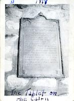 The Tablet on the Cairn
