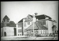 Three Victoria school buildings