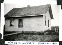 Village priest's house - 1939