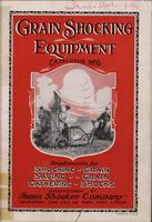 Grain Shocking Equipment Catalogue No. 6