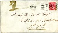 [Letter from the manager of the CPR's steamship lines to Frank Hembrow-Smith]