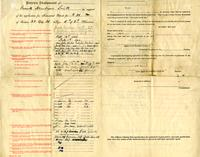 [Application for Homestead Patent by Frank Hembrow-Smith]
