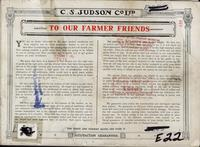 C.S. Judson Co. Ltd. catalogue
