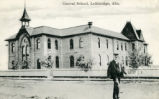 Central School, Lethbridge, Alta.