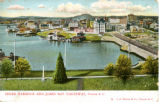 Inner Harbour and James Bay Causeway, Victoria, B.C.