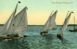 Yacht Racing, Halifax, N.S.
