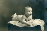 [Baby portrait]