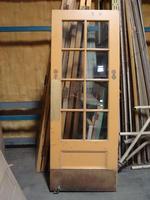 Small glazed door #2