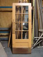 Small glazed door #3