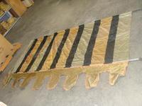 Fabric awning #3
