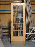 Large glazed door #3