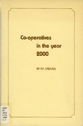 Co-operatives in the Year 2000