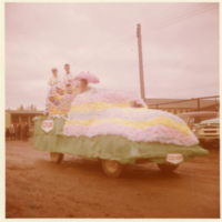 [Co-op parade float]