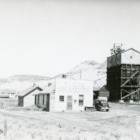 Empire Mine, East Coulee, Alberta