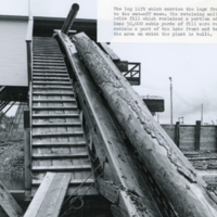 [Saskatchewan-owned lumber mill, Canoe, B.C.]