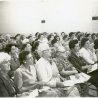 [Women's Co-operative Guild meeting, Assiniboia]